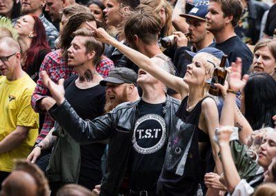 Publik Uppsala Rumble